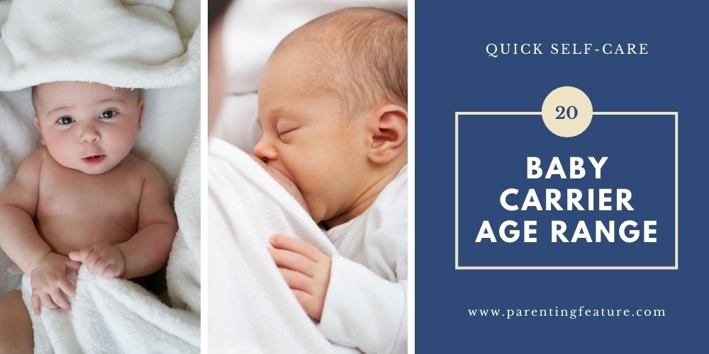 Baby Carrier Age Range