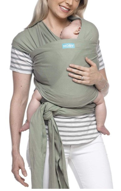 Moby Wrap Baby Carrier  Classic