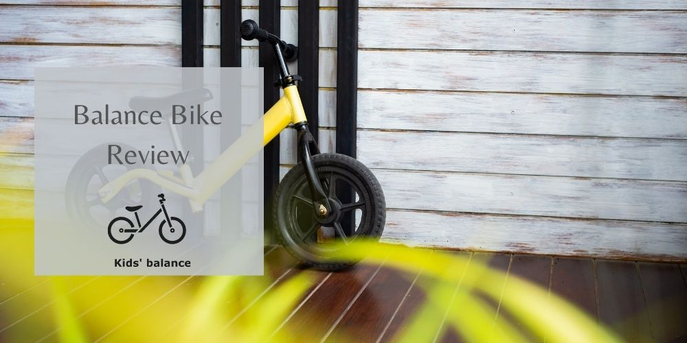 velo Balance Bike Review