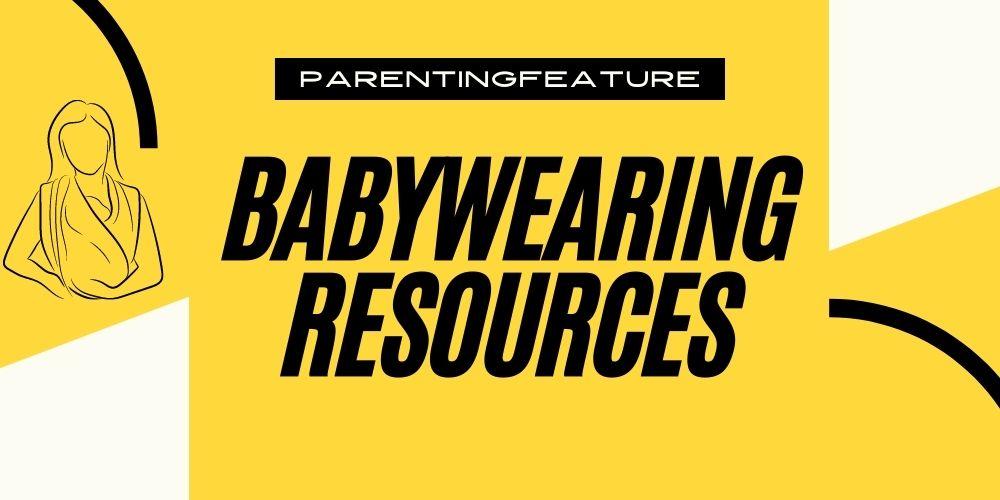 Babywearing Resources