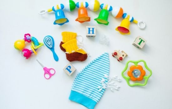Required Items For Your Newborn Baby